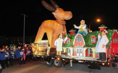 DEC 1: Stittsville's annual Parade of Lights