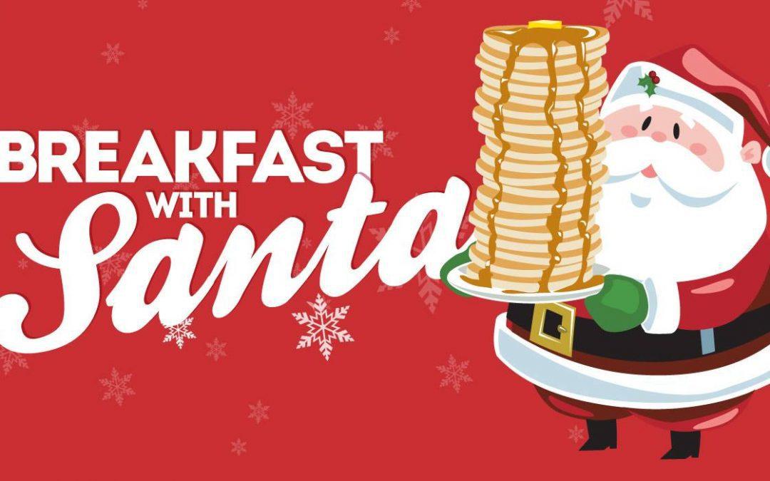 DEC 8: Breakfast with Santa fundraiser