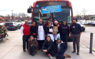 DEC 1: Fill the Bus for the Food Bank