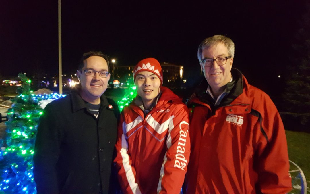 Thanks for another great Parade of Lights!
