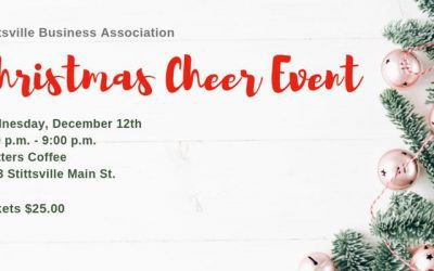 DEC 12:  Stittsville Business Association Christmas Cheer