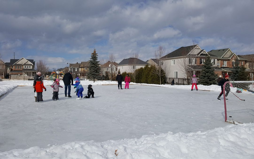 Where to skate in Stittsville, indoors and outdoors (2019)