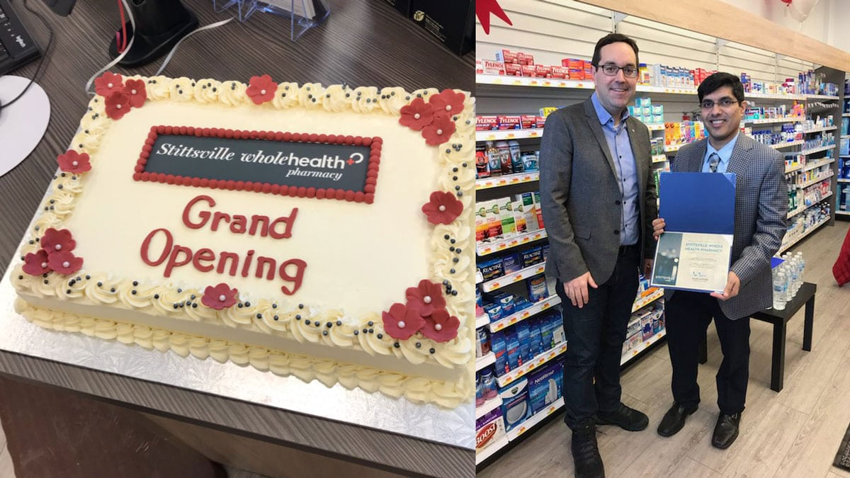 Whole Health grand opening
