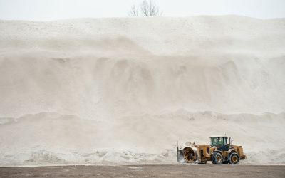 Update on city snow operations during this week's storm