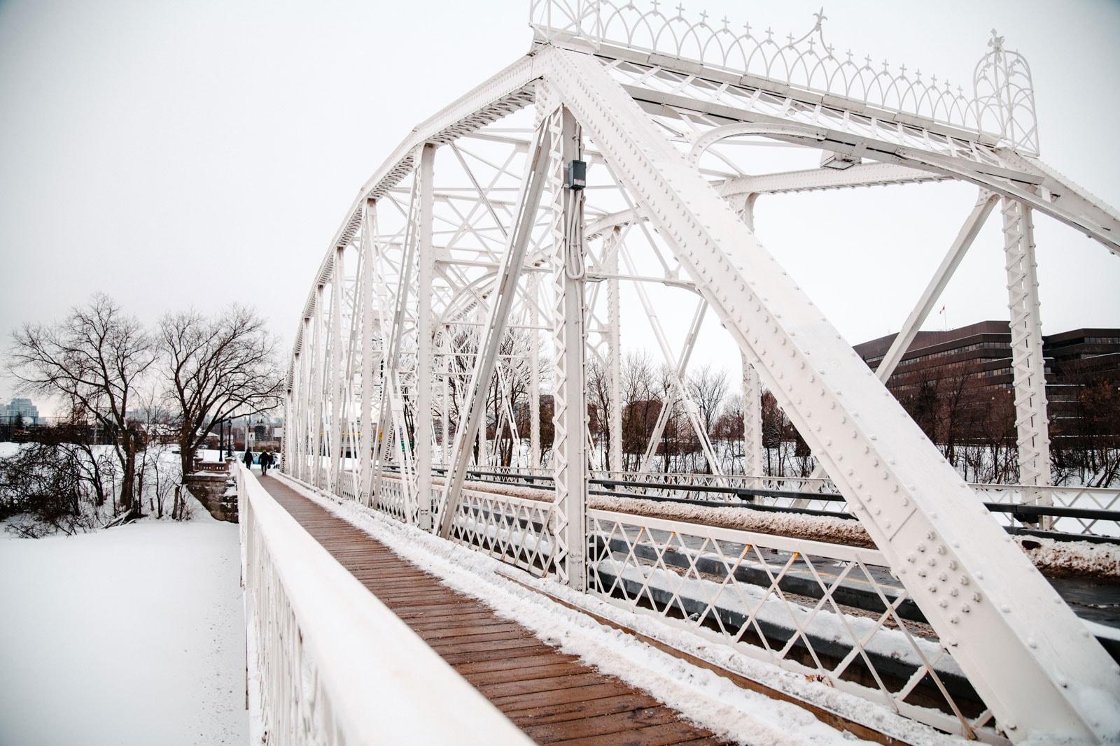 Minto Bridges. 2019 Heritage Awards. Photo credit: City of Ottawa