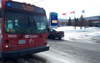 COUNCILLOR'S NOTEBOOK: #OttawaTransitChallenge