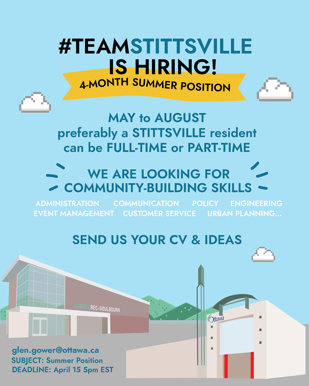 #TeamStittsville is hiring