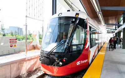 """APRIL 27: Councillor Chat """"Ready for Rail"""" / Causerie avec le conseiller """"Prêt pour l'O-Train"""""""