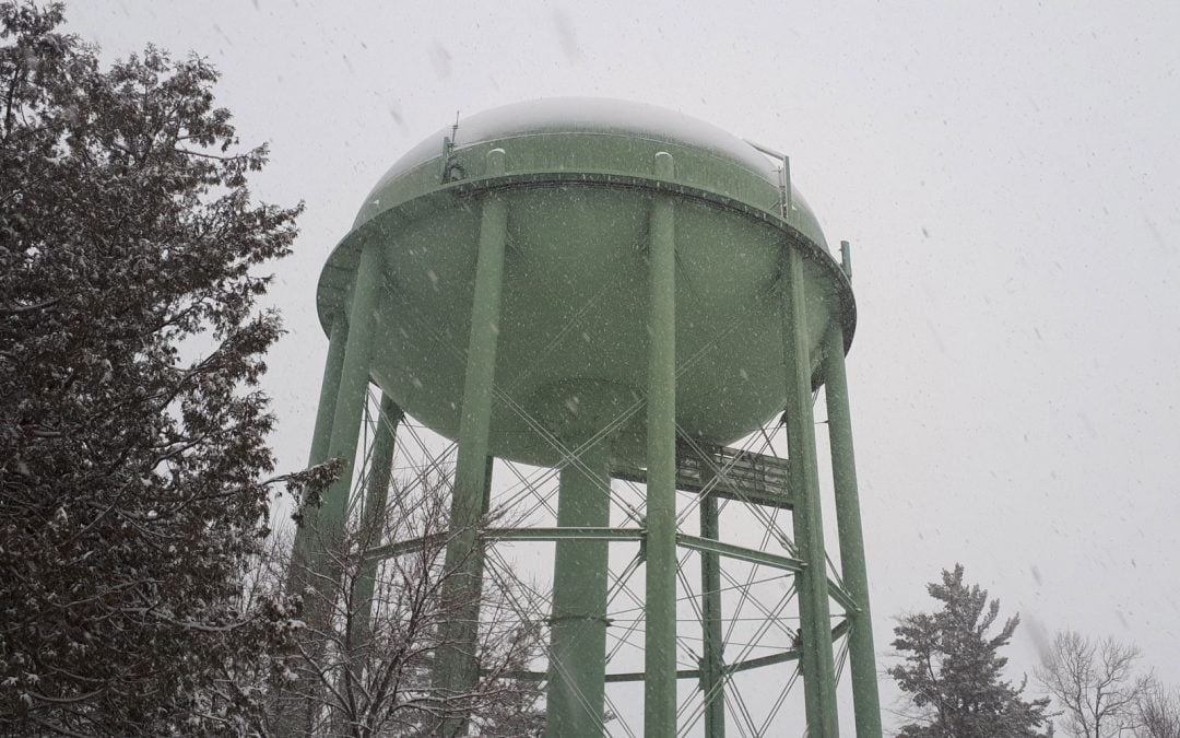 Stittsville water tower maintenance begins in May