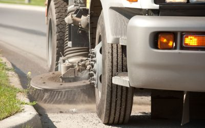 SWEEP! Here's how the City is cleaning up after a long winter