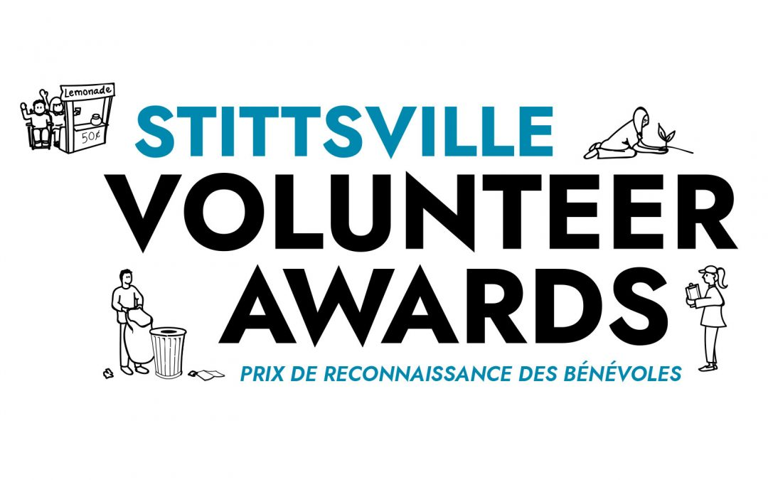 2019 Stittsville Volunteer Awards – nominees and award recipients