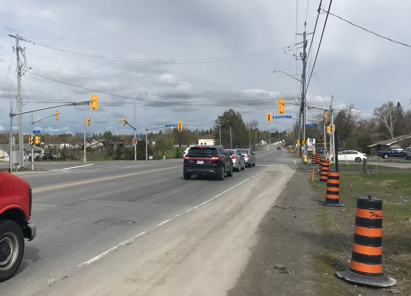 Carp Road repaving set to start next week