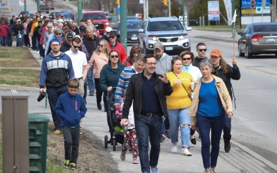 COUNCILLOR'S NOTEBOOK: Thanks for taking part in the Jane's Walk on Stittsville Main Street!