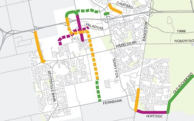 COUNCILLOR'S NOTEBOOK: A small but important step towards building Robert Grant Avenue