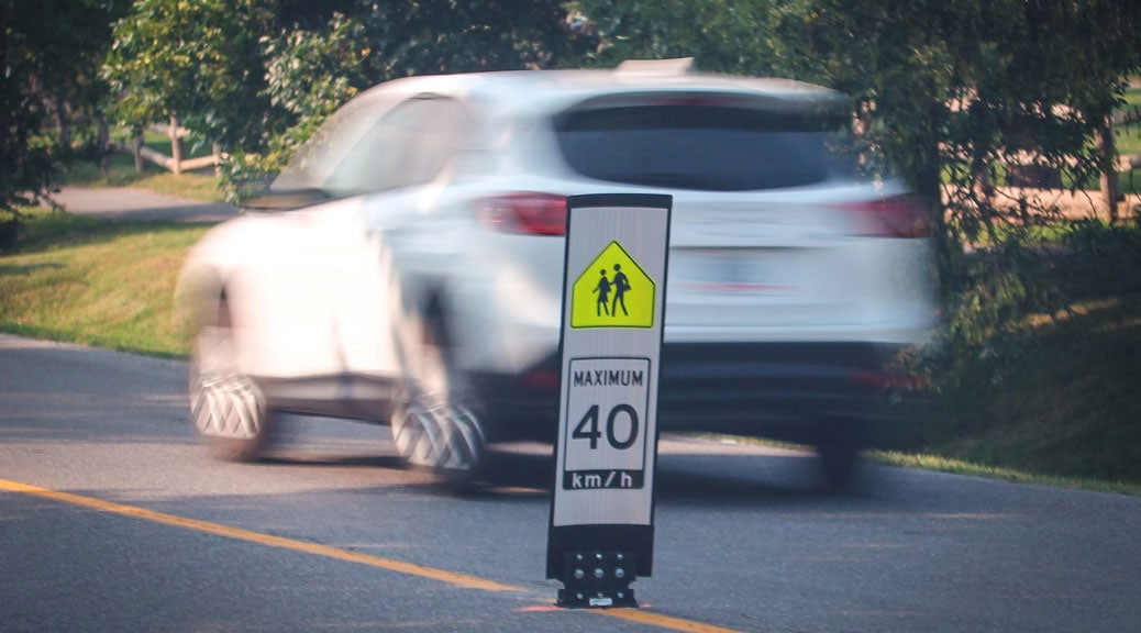 COUNCILLOR'S NOTEBOOK: Please slow down on residential streets