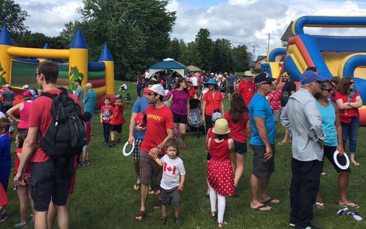 JULY 1: Canada Day in Stittsville
