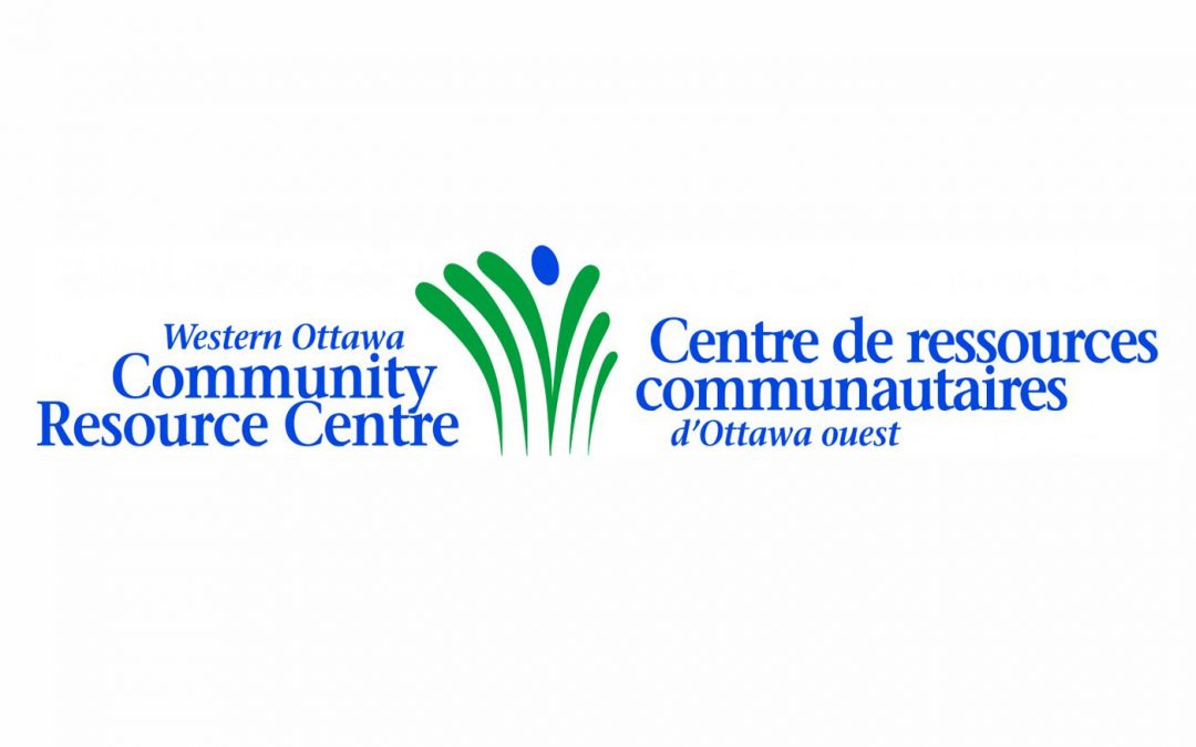APRIL 14: Learn about support available from the Western Ottawa Community Resource Centre