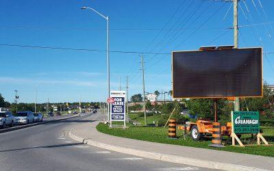 Hazeldean Road repaving should last about three weeks