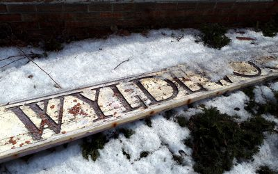 INFO MEETING: Fixing the Wyldewood sign (August 6)