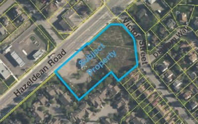 UPDATE: Revised development application for 5924 and 5938 Hazeldean Road