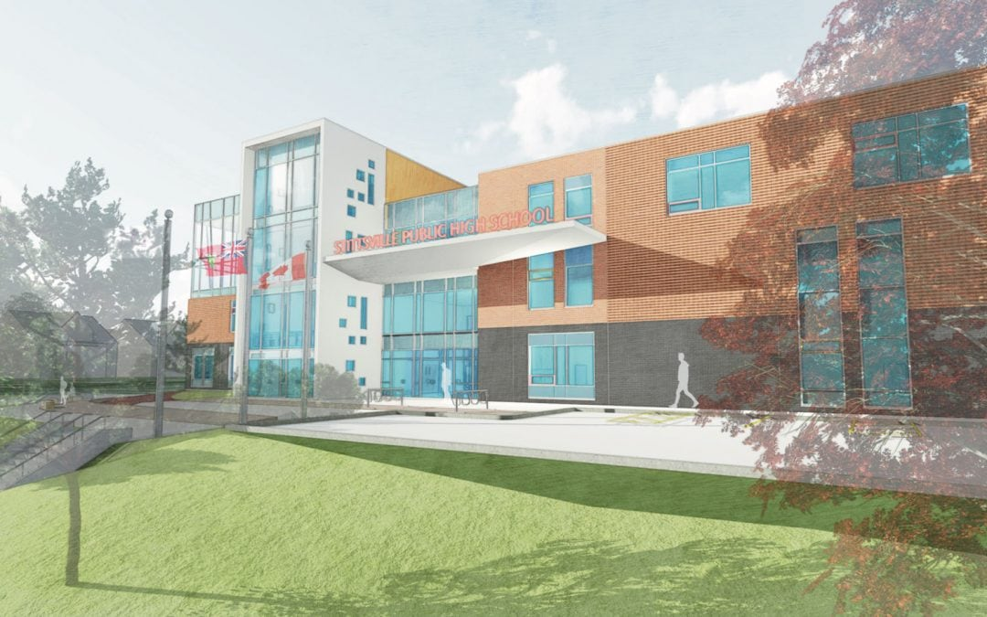 Site plan proposal gives a first look at Stittsville's future public high school
