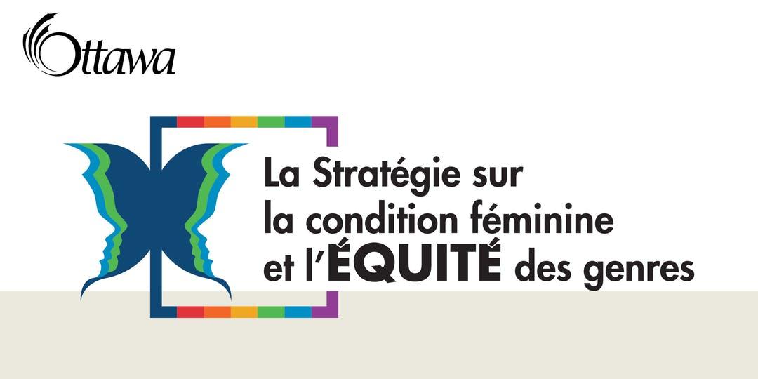 Stratégie sur la condition féminine et l'équité des genres