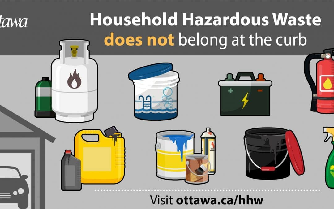 SEPTEMBER 29: Hazardous waste depot on Westbrook Road