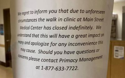 UPDATE: Contacting the doctors from Main Street Family Medical Centre