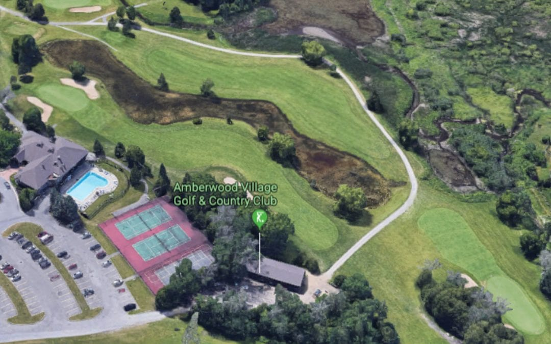 COUNCILLOR'S NOTEBOOK: Amberwood Golf Course faces finance challenge