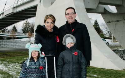Stittsville's connection to the Juno Beach Memorial Bridge