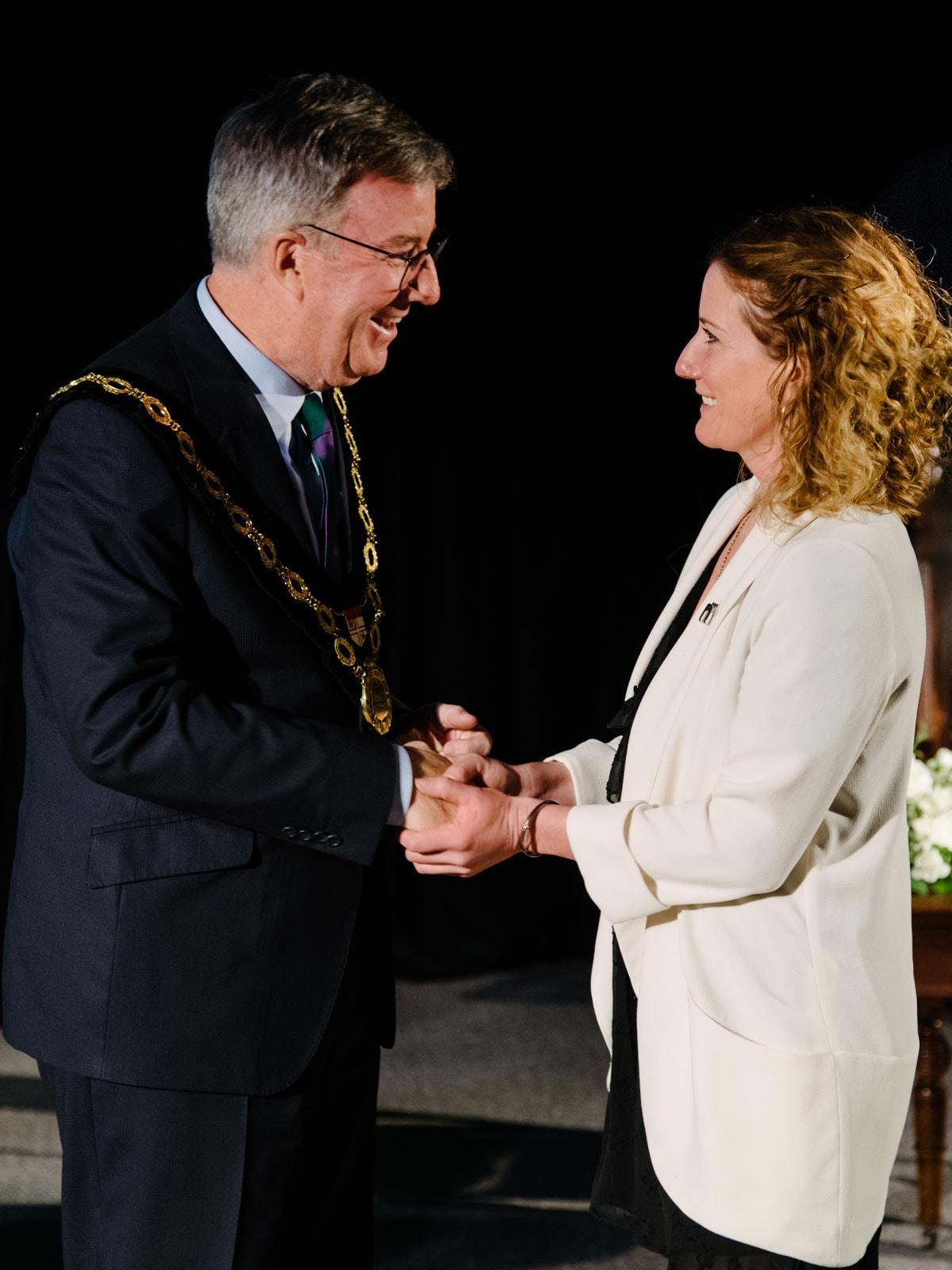2019 Order of Ottawa induction ceremony. Photo credit: City of Ottawa