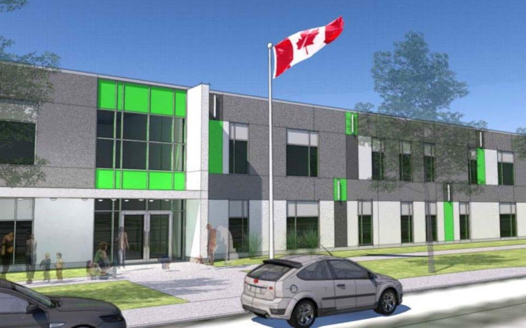 Public School Board submits site plan for new Fernbank elementary school