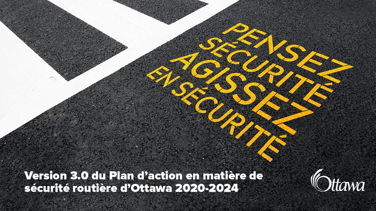 Plan d'action stratégique de sécurité routière