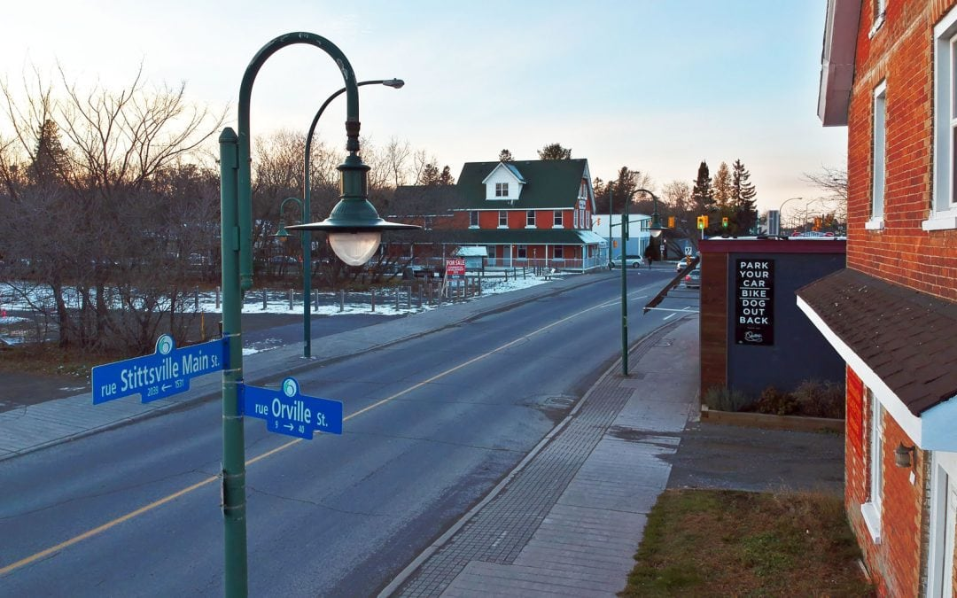 Pedestrian crossover proposed for Stittsville Main near Orville