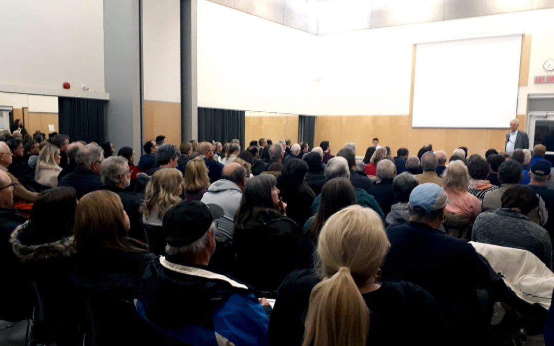 RECAP: Public information meeting for 1000 Robert Grant