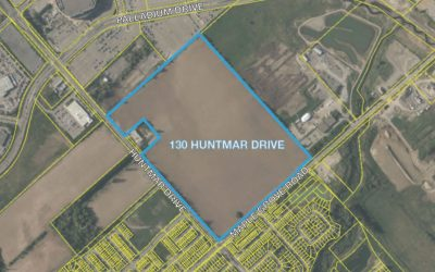 New development application for 130 Huntmar