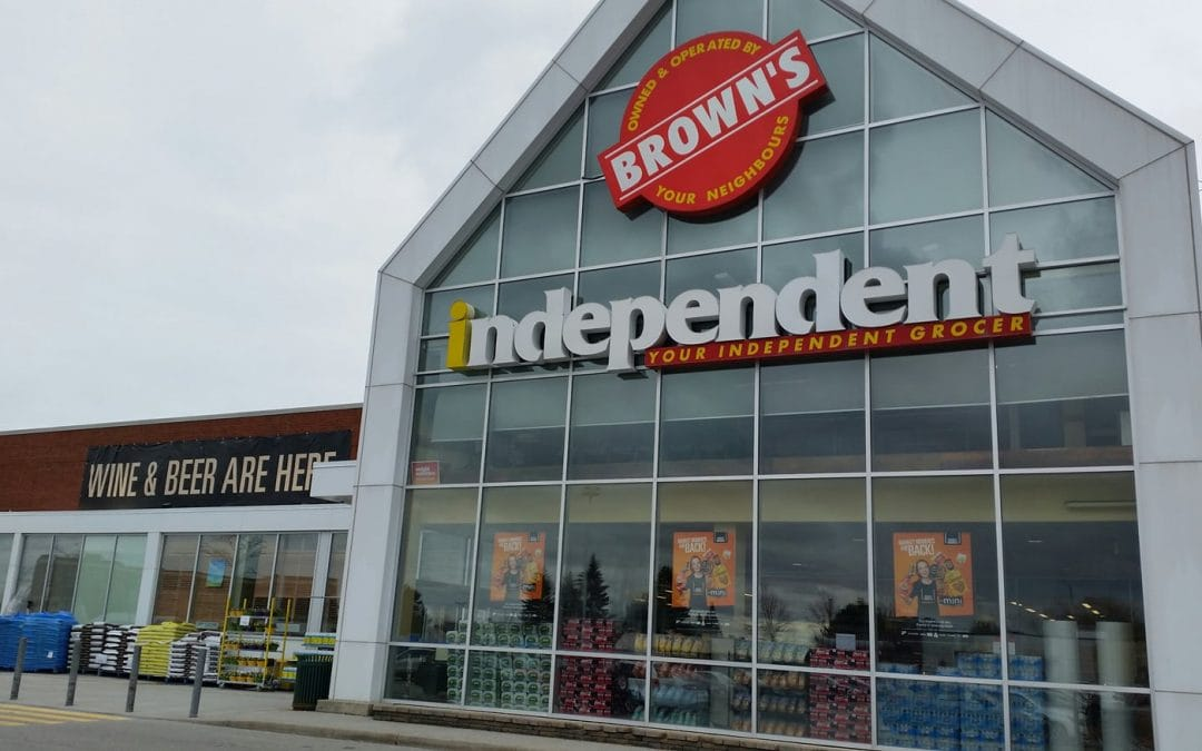 Brown's Independent adds special shopping hours for seniors and vulnerable community members