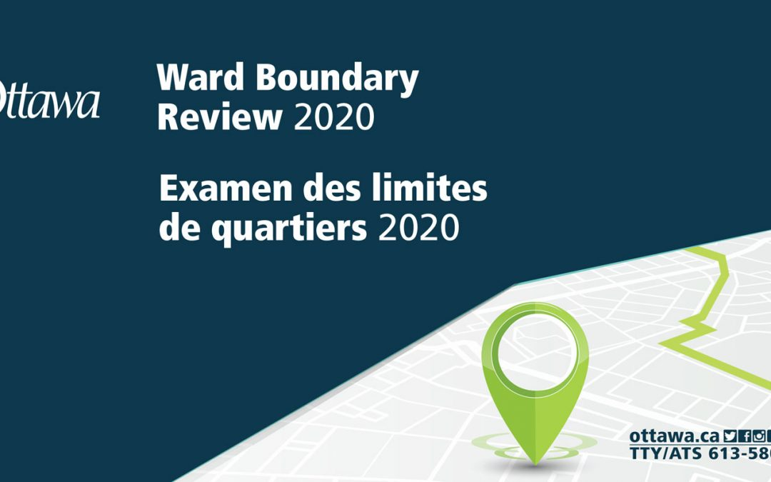 Provide your feedback on the six ward boundary options