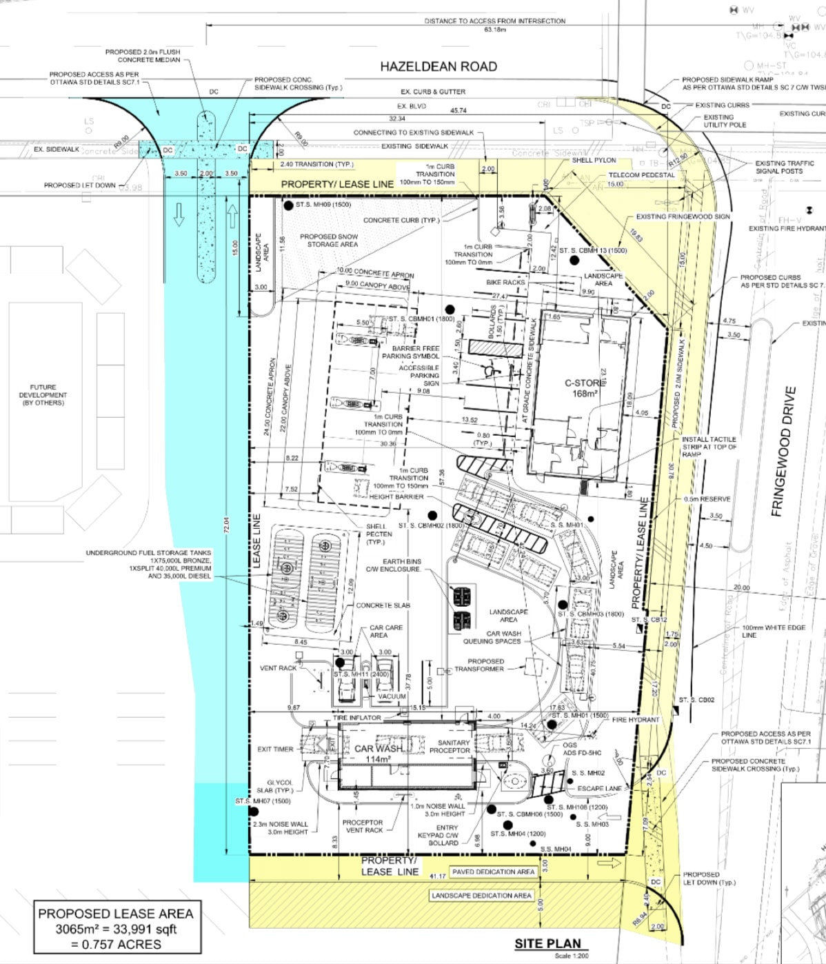 5 Orchard Site Plan Control
