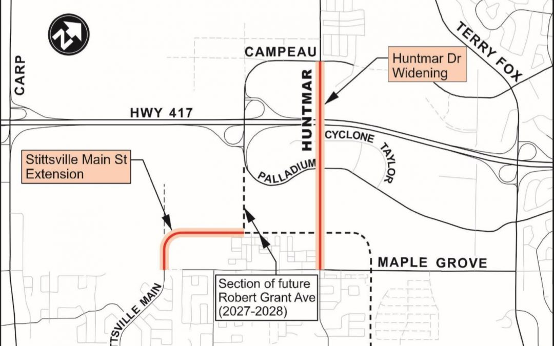 NOTEBOOK: Committee approves funding for Stittsville transportation study