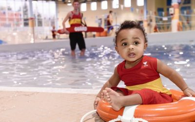 The eGuide for swimming lessons is now online, ahead of July 13 registration