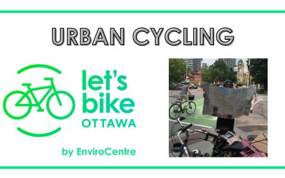 SEPT 4: Urban Cycling – a virtual workshop presented by EnviroCentre