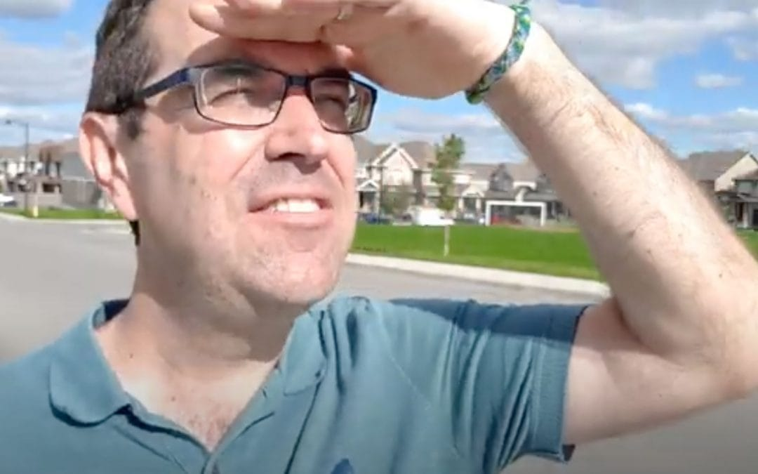VIDEO: New traffic calming coming to Rosehill
