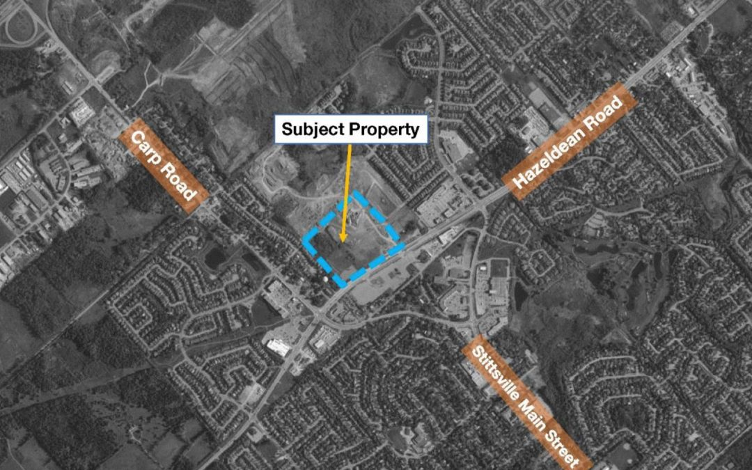 UPDATE: Zoning by-law amendment and Plan of subdivision for 6171 Hazeldean