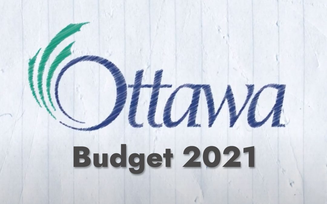NOTEBOOK: We want your input on the 2021 City budget