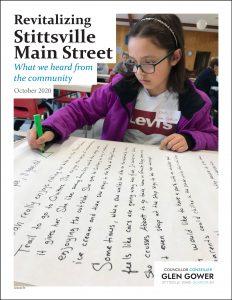 Revitalizing Stittsville Main Street: What we heard from the community