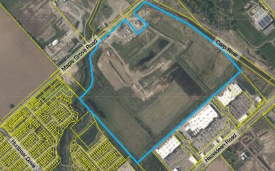 Zoning By-law Amendment for 1620 Maple Grove Road