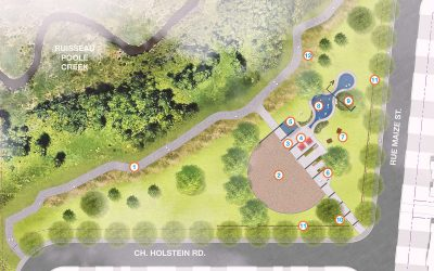 Share your feedback on the proposed design for Maize Park