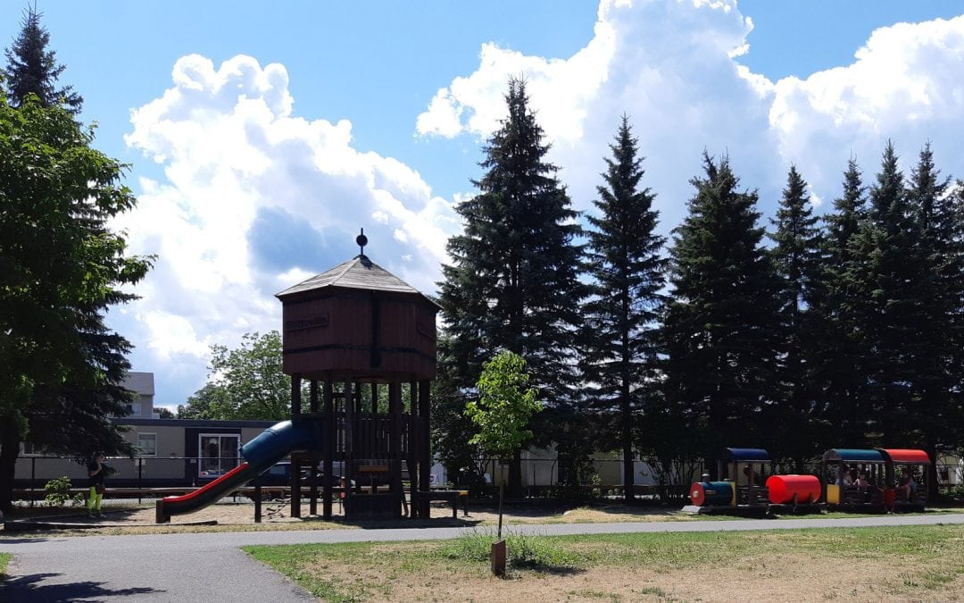 Share your feedback: Village Square Park playground renewal