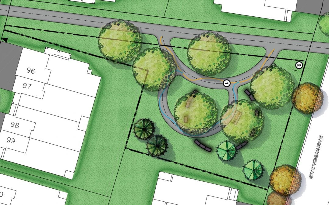 UPDATE: Here's the design for Paseana Park in the Fernbank area
